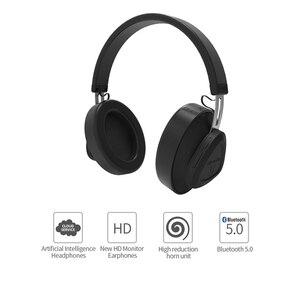 Image 2 - Orignal Bluedio TM אלחוטי bluetooth אוזניות עם מיקרופון צג סטודיו אוזניות למוסיקה וטלפונים
