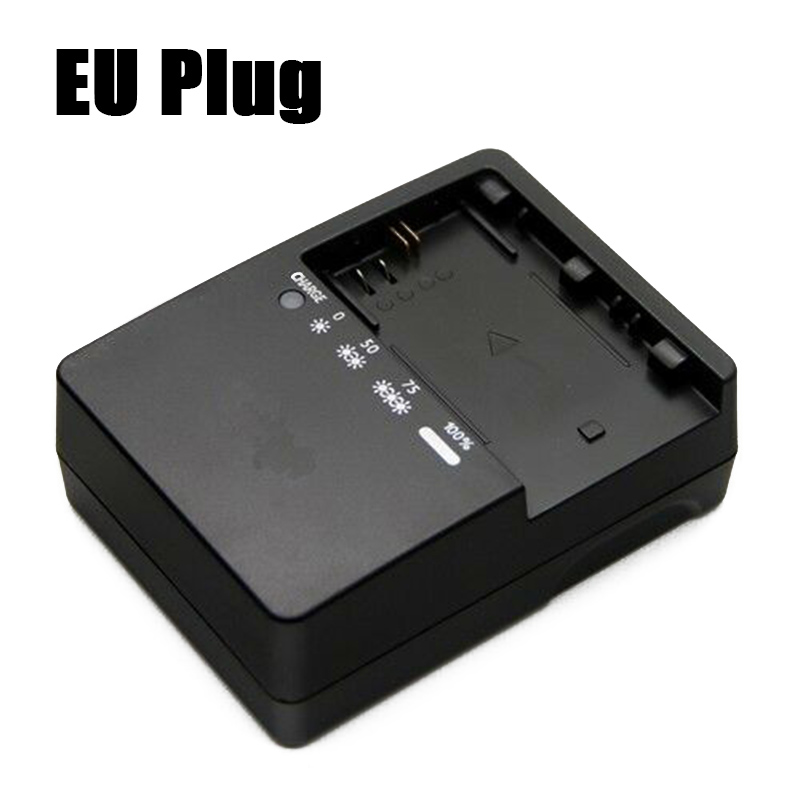 8 4V 1 2A Output Camera Battery Charger For Canon LCE6E LC-E6E lp-e6 5DII 5DIII 5D 7D 7DII 6D 70D camera Charging Cord EU US