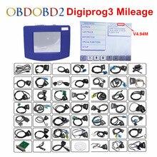 DHL Бесплатно V4.94 Digiprog III Пробег Коррекции Digiprog 3 Пробег Коррекции Инструмента Программист Полный V4.94 Digiprog3