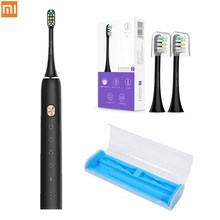 Xiaomi Mi Home Soocare X3 Soocas Electric Toothbrush Waterproof Wireless Charge Sonic Upgraded Rechargable Ultrasonic