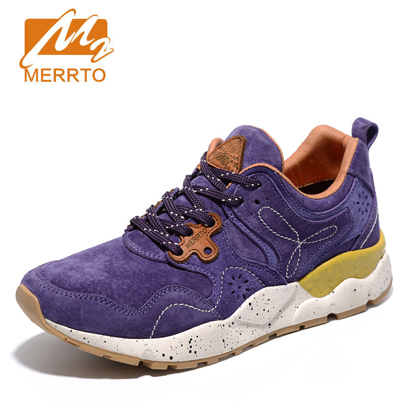 MERRTO Skidproof Woman Walking Shoes Breathable Genuine Leather Sneakers Athletic Outdoor Footwear Cushioning Sports Shoes размораживатель hi gear hg 5638