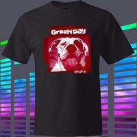 New Green Day Slappy Punk Rock Band Men S Black T Shirt Size S To 3XL