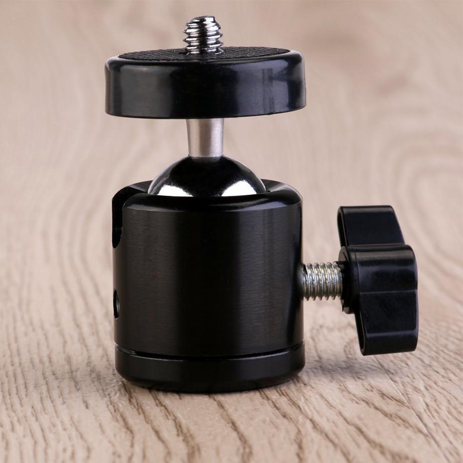 Ball Head Screw Mount Camera Tripod Adapter Camera Mount