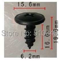 Perno de tornillo para vw tuerca tuercas de la rueda de metal