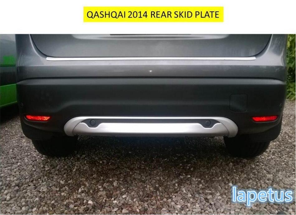 zubehör! 2 stücke für nissan qashqai j11 2014 2015 2016 abs front +