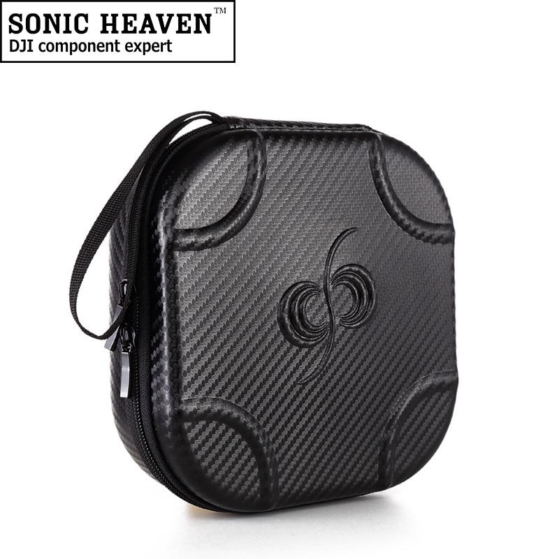 NEW Arrival PU Tello Carrying Case Storage Box For DJI Tello Drone Bag Portable Protective Case Tello Drone Accessories