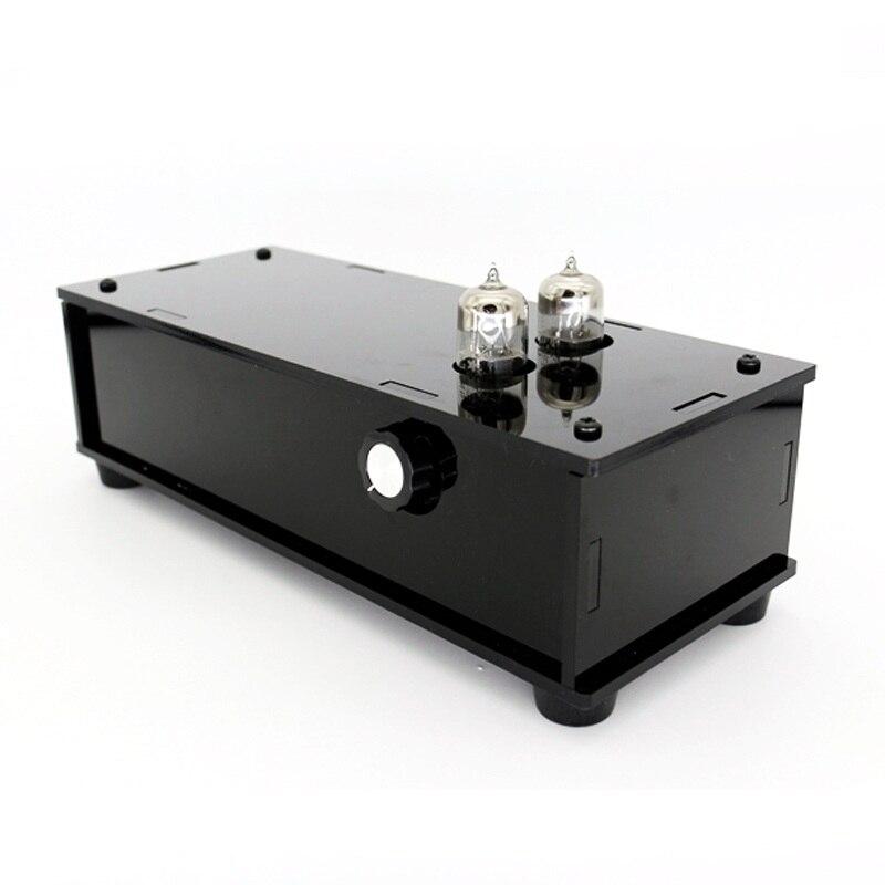 Amplificateur Matisse à base de finition préampli à Tube 6N3 préamplificateur stéréo HIFI