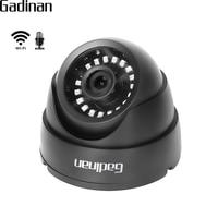 GADINAN CamHi 1080P 960P 720P Wireless Wired Audio WIFI IP Camera Home Dome Security CCTV Camera