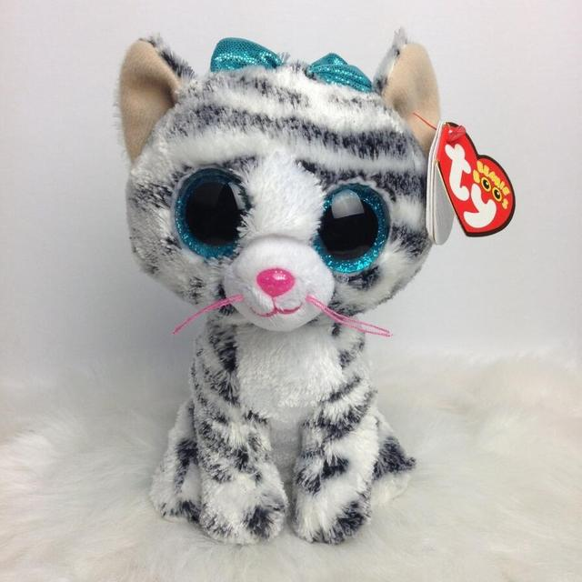 d9d462b9653 Newest 15cm Ty Beanie Boos Collection Big Eyes 6