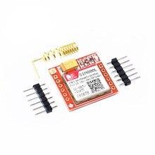 1 шт. маленький SIM800L GPRS GSM модуль карта MicroSIM Core BOard четырехдиапазонный ttl последовательный порт C52 SIM800