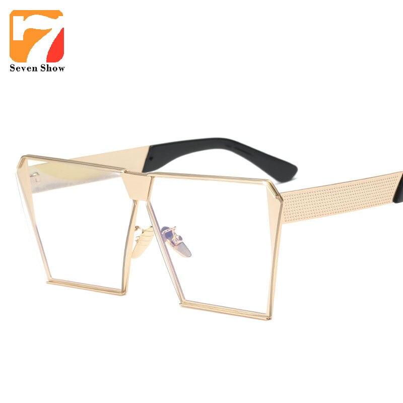 Oversized gato ojo Gafas de sol mujer marca diseñador Gafas de sol ...