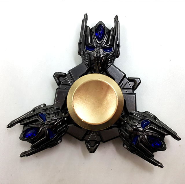 Transformer metal Hand Spinner Fid Toy EDC Finger Fid Spinner