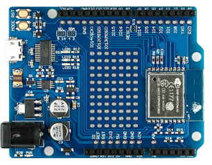 ESP-WROOM-02 development board wemos D1 Nodemcu wifi things