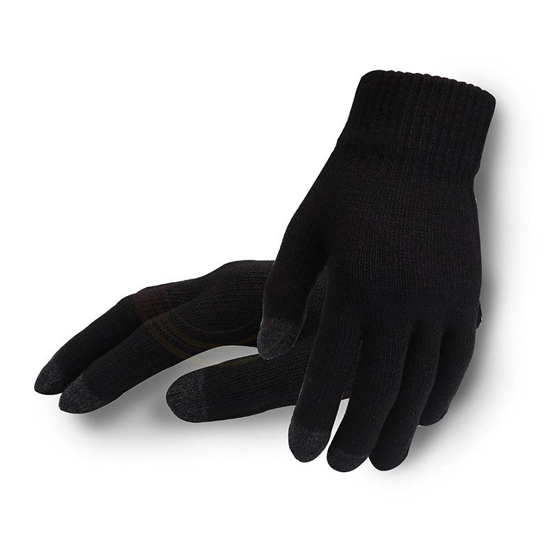 Men Knitted Gloves Thicken Touch Screen s