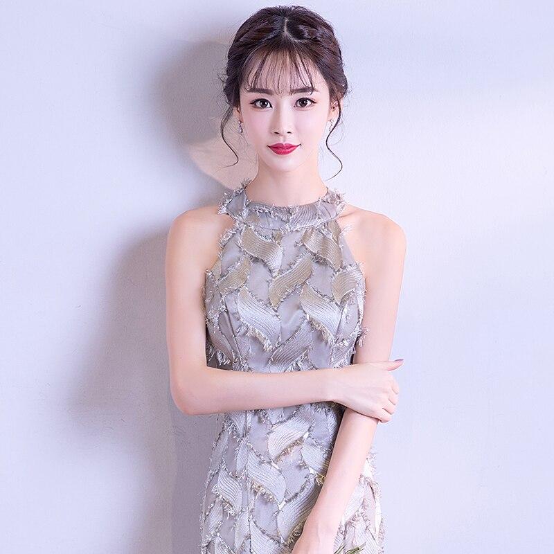 2018 Fishtail parti d'été femmes robe O cou fleur dame sexy auto-culture club club robe femmes de vêtements
