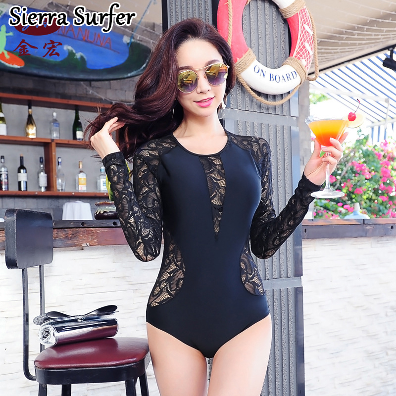 Cheap Sexy Bathing Suits Lady Bikini 2018 Swim Suit One Piece Plus Size Swimwear Swimsuit Woman Xiao Feng Ointment Underwire one piece swimsuit plus size swimwear child boy 2017 swim suit competition bathing suit bodysuit surfing suits wetsuit gray