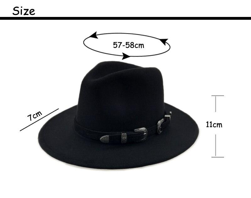 men winter trilby hats