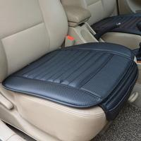 2016 Car Interior Front Seat Cushion Cover Car Seat Pad leather Wear-resisting Car Seat Cover  car pads