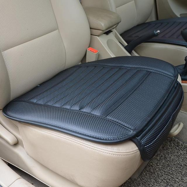 Car Seat Cushion Cover Capes Pads Pad Leather Auto Interior