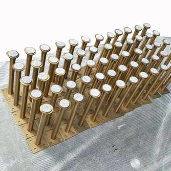 4 sztuk 60*160mm 60*210mm złoty brąz meble szafka szafka regulowane nogi metalowe nogi stołowe- sprawdzonych opinii o Test laboratoryjny obsługuje tanie i dobre opinie Meble nogi STAINLESS STEEL Sofa