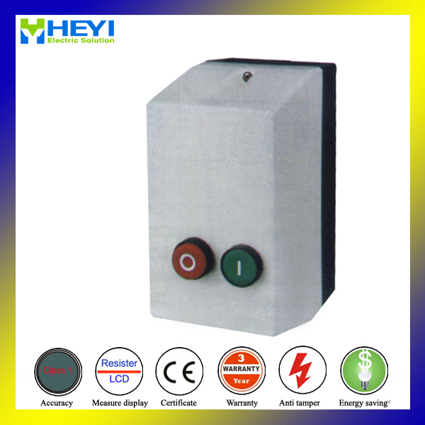 LE1 D25 Electromagnetic Contactor for Electric Motor Wiring Diagram