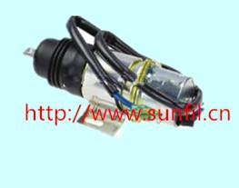 Wholesale fuel shut off solenoid MV2-17A x-81810-0520 24V,3PCS/LOT+free shipping free shipping 10pcs n channel fet lr3410 irlr3410 17a 100v