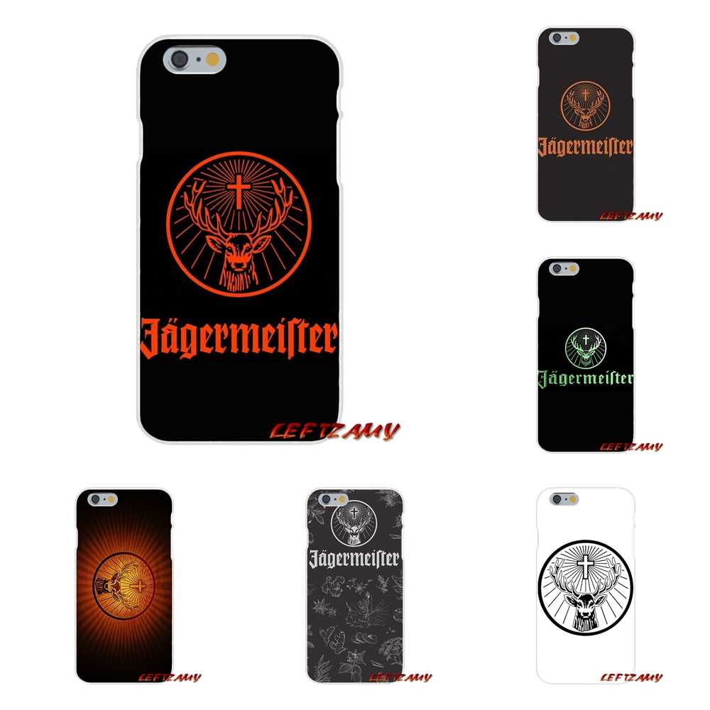 Accessories Phone Shell Covers Art Jagermeister Logo For