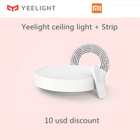 Xiaomi Yeelight Smart APP Control Smart LED Ceiling Light Lamp IP60 Dustproof WIFI Bluetooth Light Strip