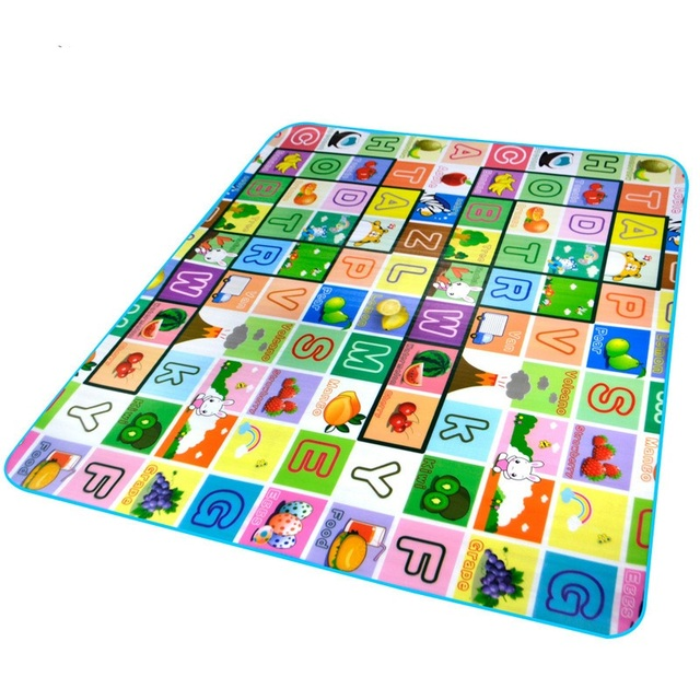 Thickness 0.3cm Baby Play Mat 180cm*150cm Kids Climbing Pad Children's Playing Toys Child Crawling Blanket Gym Game Rug CarpetBaby & Toddler Toys