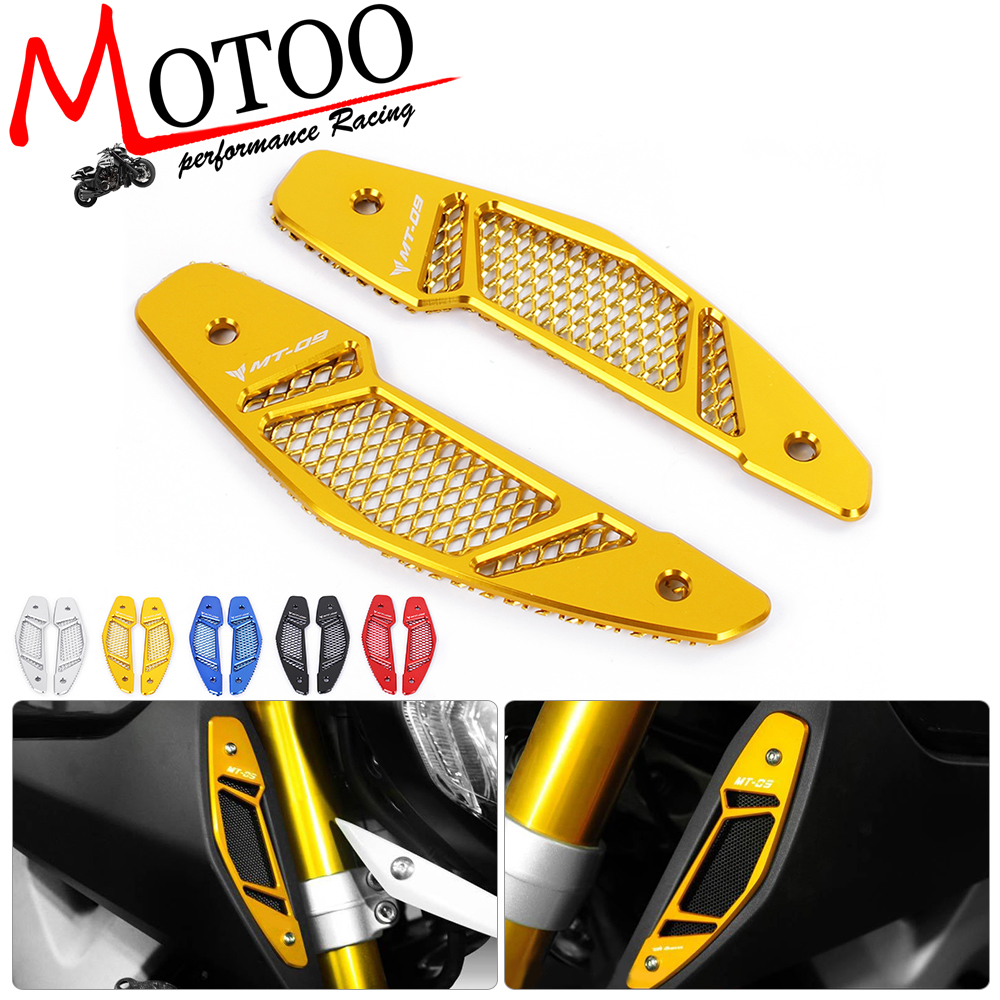 Motoo - Motorcycle CNC Air Intake Cover with Mesh Grilles for Yamaha MT 09 MT-09 FZ-09 2013-2016 sitemap 89 xml