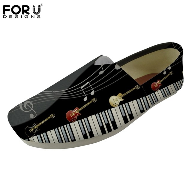 1c71aea76eb FORUDESIGNS-3D-Piano-with-Music-Note-Print-Men -Shoes-Flats-Fashion-Canvas-Casual-Student-Lazy-Shoes.jpg_640x640.jpg