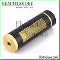 2015 New Notorious mod Notorious mechanical mod Electronic Cigarette fits for RDA RBA Vaporizer