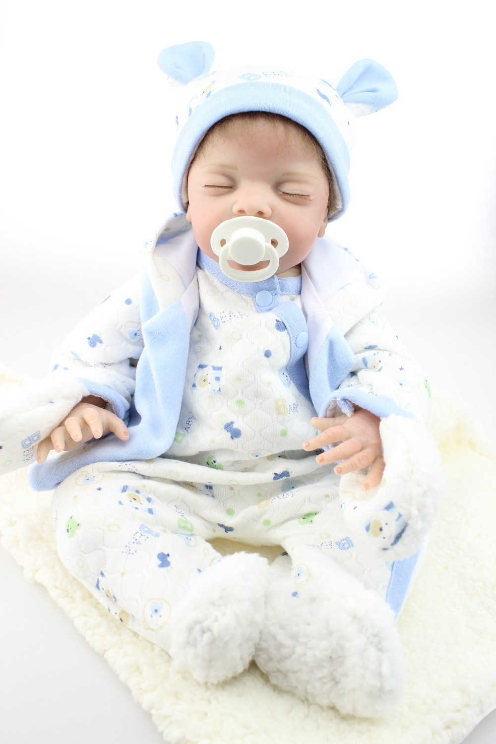 doll alive reborn doll with soft real gentle touch hotsale lifelike reborn baby dolls fashion doll silicone vinyl for child new fashion design reborn toddler doll rooted hair soft silicone vinyl real gentle touch 28inches fashion gift for birthday