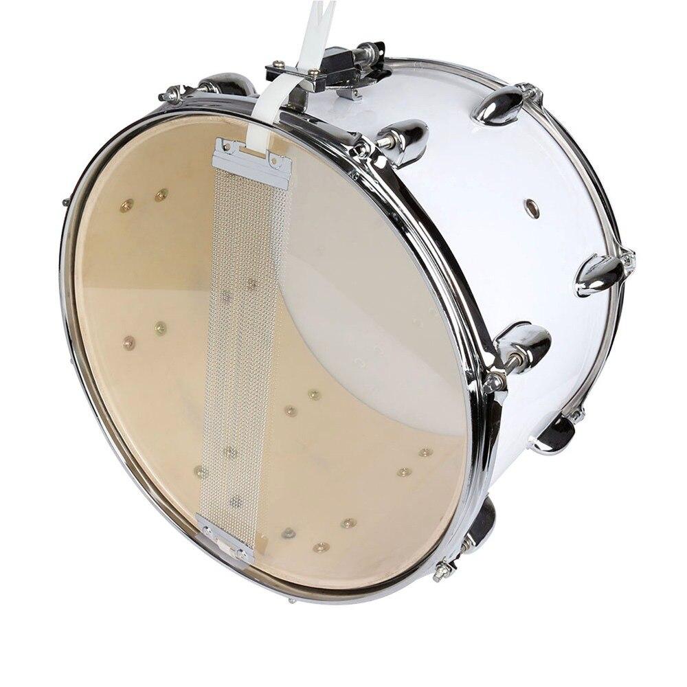 Stahl Snare Draht 24 Strang für 14 Zoll Snare Drum Cajon Box Trommel ...