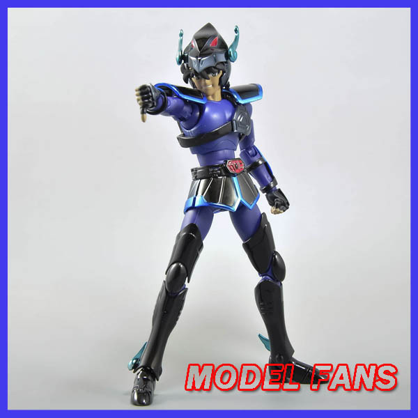 MODEL FANS King model Saint Seiya Black Pegasus Helmet Cloth Myth  EX  80% Metal Cloth  Free shipping in stock