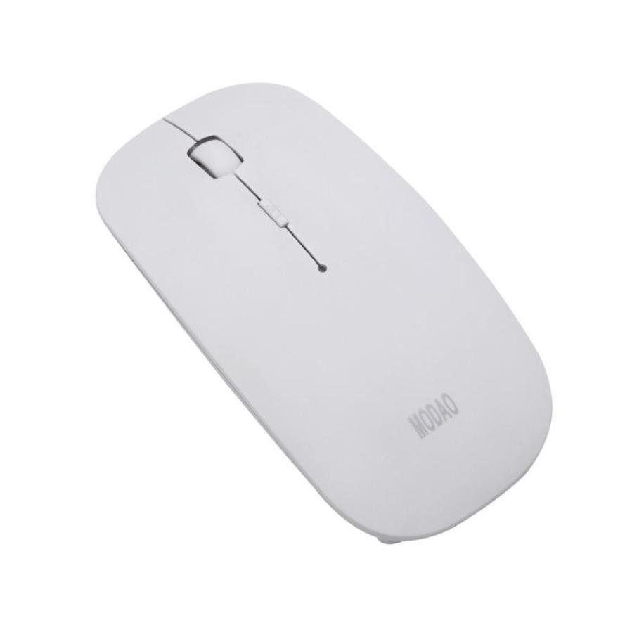 Wireless Mouse Super Slim Rechargeable Bluetooth 3.0 Wireless Mouse For PC And Laptop And Android Tablet Gaming Mouse # ZC