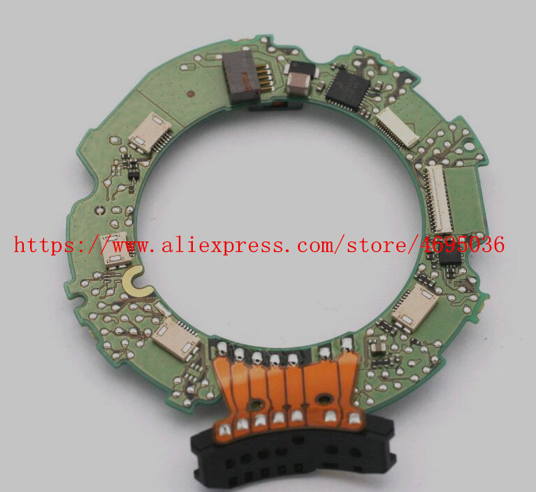 NEW lens motherboard for Canon EF 16-35mm f/4L IS USM Main Board PCB Assembly Replacement RepairNEW lens motherboard for Canon EF 16-35mm f/4L IS USM Main Board PCB Assembly Replacement Repair