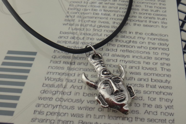 Supernatural Necklace Dean Pendant Jensen Ackles Inspired Dean's Winchester Protection Necklace Pendant Props