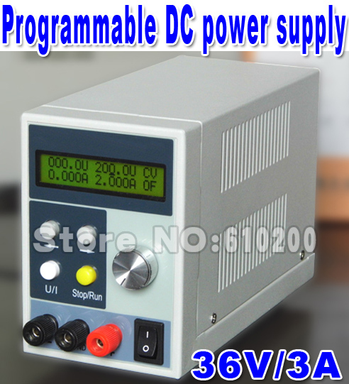 New products Laboratory Super Precision Programmable Variable Adjustable DC power supply 4Ps LCD Display 36V/3A cps 6011 60v 11a digital adjustable dc power supply laboratory power supply cps6011
