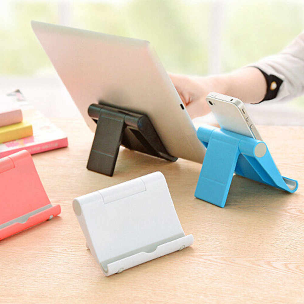 360 Degrees Foldable Universal Bed Desk Mount Cradle Holder Stand For Phone iPad Tablet Stand 18Jan23 Drop Ship