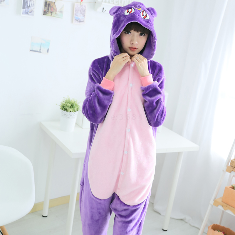 Kigurumi Unicorn   Pajamas     Set   Women Animal   Pajamas   Winter Kigurumi Unicorn Cosplay Custome Onesies One Piece Pyjamas Sleepwear