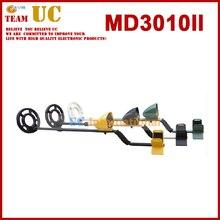 Бесплатная доставка Металлоискатель MD3010II Горячие Продажи Золота Металлоискатель Высокая Чувствительность Подземный Детектор Металла