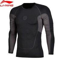Li Ning Men Wade Series Basketball Tights 88 Polyester 12 Spandex Tight Fit LiNing Sport Jerseys