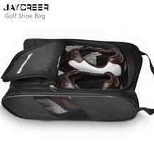 JayCreer сумка для обуви для гольфа спортивная сумка на молнии чехол для обуви для гольфа сумка для обуви на молнии сумки для переноски обуви