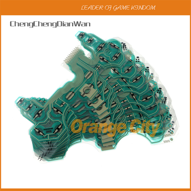 Chengchengdianwanためps3 SA1Q160Aコントローラ回路基板pcbリボンコントローラー導電性フィルム30個100個