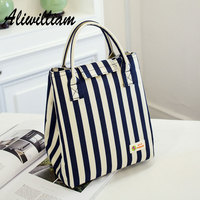 Luxury Lunch Bag For Women Kids Men Cooler Lunch Tote Bag Oxford Waterproof Travel Lunch Bags