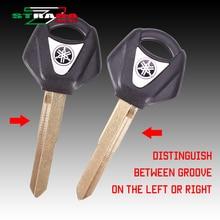 Motorcycle Blank Keys Uncut Blade For YAMAHA TDM850 TDM900 MT03 MT01 MT08 FZR250 FZR400 XJR400 XJ6 XJR1200 XJR1300 FJR1300 key