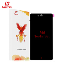 Hacrin ZTE Nubia Z9 MAX LCD Display Touch Screen Sensor Digitizer Tools Replacement For 5 5