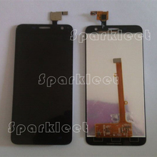 ЖК-дисплей Экран дисплея для Alcatel One Touch Idol Mini 6012 6012D 6012E 6012A 6012X6012 Вт мобильного телефона Запчасти для авто черный
