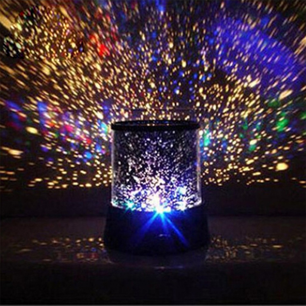 Star master projector lamp - Led Starry Lamp Star Sky Romantic Gift Night Light Home Decoration Lights Master Projector Cosmos Star